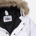 Penfield Lexington Hooded Mountain Men's Parka White photo- 1