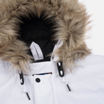 Penfield Lexington Hooded Mountain Men's Parka White photo- 4