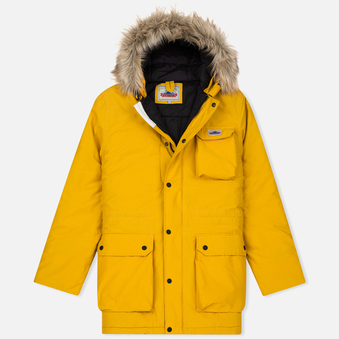 Мужская куртка парка Penfield Lexington Hooded Mountain Yellow