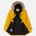 Мужская куртка парка Penfield Lexington Hooded Mountain Yellow фото- 1