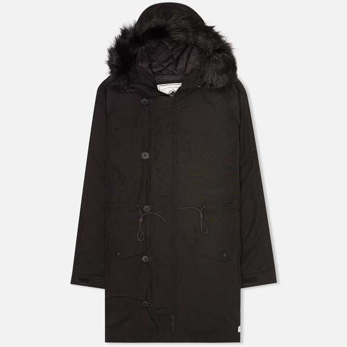 Мужская куртка парка Penfield Paxton Black