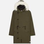Мужская куртка парка Penfield Paxton Lichen фото- 0
