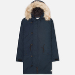 Мужская куртка парка Penfield Paxton Navy фото- 0