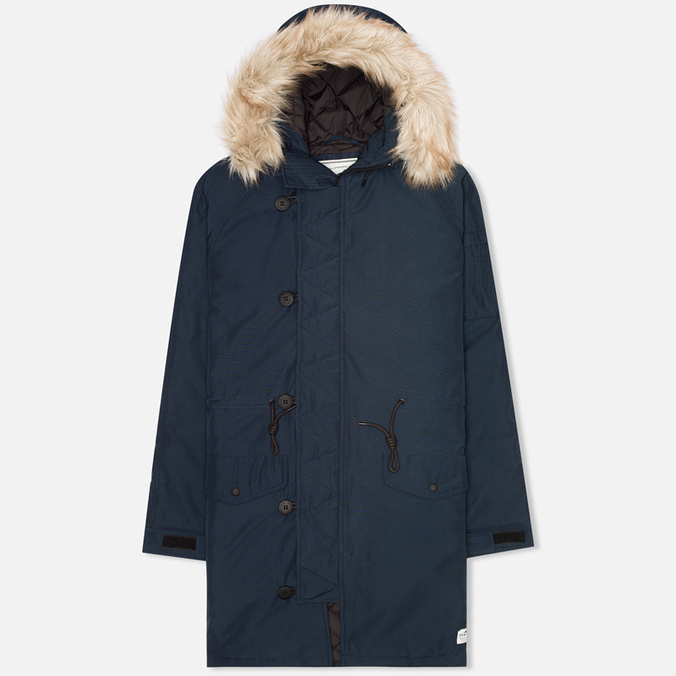 Мужская куртка парка Penfield Paxton Navy