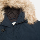 Мужская куртка парка Penfield Paxton Navy фото- 2