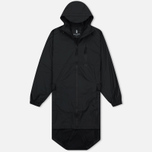 Мужская куртка парка Rains Parka Black фото- 0