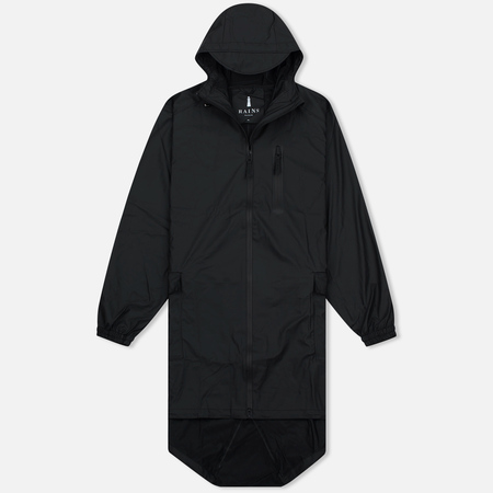 Мужская куртка парка Rains Parka Black