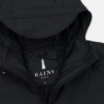 Мужская куртка парка Rains Parka Black фото- 1