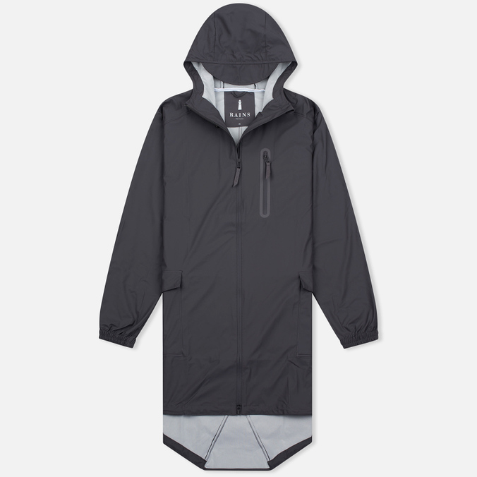 Мужская куртка парка Rains Parka Smoke