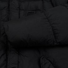 Мужская куртка парка Stone Island Crinkle Reps Nylon Down Black фото- 5