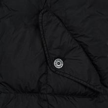 Мужская куртка парка Stone Island Crinkle Reps Nylon Down Black фото- 6
