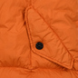 Мужская куртка парка Stone Island Crinkle Reps Nylon Down Orange фото - 6