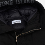 Мужская куртка парка Stone Island David-TC Down Black фото- 1