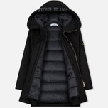 Мужская куртка парка Stone Island David-TC Down Black фото- 2