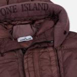 Мужская куртка парка Stone Island Garment Dyed Crinkle Reps Nylon Down Pink Quartz фото- 2