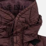 Мужская куртка парка Stone Island Garment Dyed Crinkle Reps Nylon Down Pink Quartz фото- 3