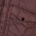 Мужская куртка парка Stone Island Garment Dyed Crinkle Reps Nylon Down Pink Quartz фото- 4