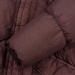 Мужская куртка парка Stone Island Garment Dyed Crinkle Reps Nylon Down Pink Quartz фото- 5