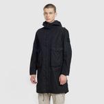 Мужская куртка парка Stone Island Ghost Piece Cotton/Nylon Black фото- 2