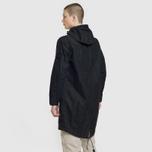 Мужская куртка парка Stone Island Ghost Piece Cotton/Nylon Black фото- 5
