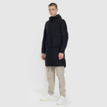 Мужская куртка парка Stone Island Ghost Piece Cotton/Nylon Black фото- 3