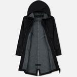 Мужская куртка парка Stone Island Ghost Piece Cotton/Nylon Black фото- 1