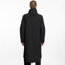 Мужская куртка парка Stone Island Ghost Piece Tank Shield Black фото- 8