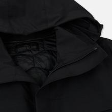 Мужская куртка парка Stone Island Ghost Piece Tank Shield Black фото- 1