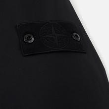 Мужская куртка парка Stone Island Ghost Piece Tank Shield Black фото- 6