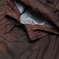 Мужская куртка парка Stone Island Membrana 3L Dust Colour Finish Manogany Brown фото - 1
