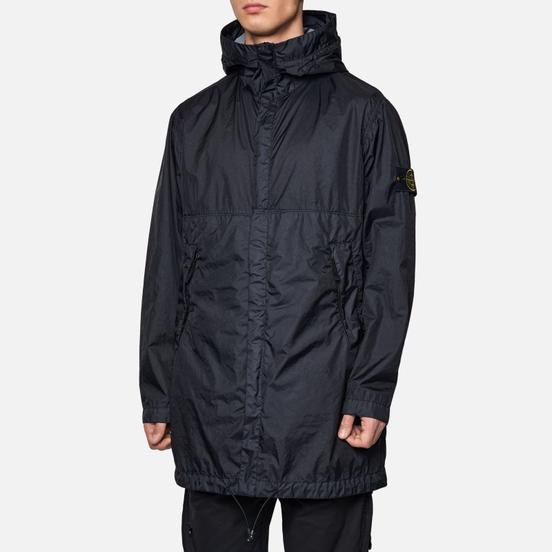 Мужская куртка парка Stone Island Membrana 3L TC Black
