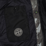 Stone Island Resin-T Shell Down Ice Men's Padded Jacket Green/Black photo- 6