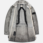 Мужская куртка парка Stone Island Shadow Project Double Front Raso-R/Nylon Metal Grey фото- 2