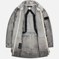 Мужская куртка парка Stone Island Shadow Project Double Front Raso-R/Nylon Metal Grey фото - 2