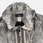 Мужская куртка парка Stone Island Shadow Project Double Front Raso-R/Nylon Metal Grey фото - 1