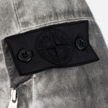 Мужская куртка парка Stone Island Shadow Project Double Front Raso-R/Nylon Metal Grey фото- 4