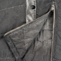 Мужская куртка парка Stone Island Shadow Project Double Front Raso-R/Nylon Metal Grey фото - 7