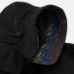 Мужская куртка парка Stone Island Shadow Project Down Fishtail Drop Pocket Black фото- 3
