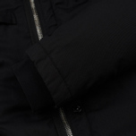Мужская куртка парка Stone Island Shadow Project Down Fishtail Drop Pocket Black фото- 5