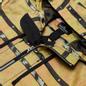 Мужская куртка парка Stone Island Shadow Project DPM Chine Jacquard Mustard фото - 1