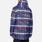 Мужская куртка парка Stone Island Shadow Project DPM Chine Jacquard Royal фото - 5