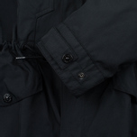 Мужская куртка парка Stone Island Shadow Project Fishtail Diagonal Nylon Black фото- 7
