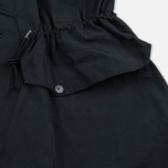 Мужская куртка парка Stone Island Shadow Project Fishtail Diagonal Nylon Black фото- 5