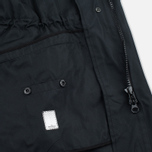 Мужская куртка парка Stone Island Shadow Project Fishtail Diagonal Nylon Black фото- 8