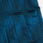 Мужская куртка ветровка Stone Island Shadow Project Jacquard Viscosa Nylon Turquoise Blue фото- 6