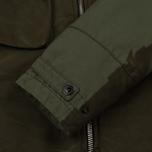 Мужская куртка парка Stone Island Shadow Project Laser Engraved David-TC Khaki фото- 5