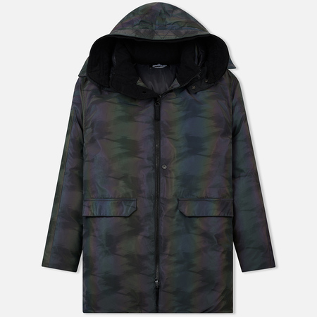 Мужская куртка парка Stone Island Shadow Project Scarabeo Down Musk