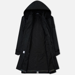 Мужская куртка парка Stone Island Shadow Project System Iridescent Fabric Lining Musk фото- 3