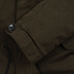 Мужская куртка парка Ten C Parka Dark Olive фото- 3