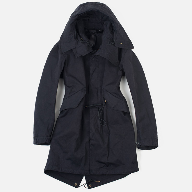 Мужская куртка парка Ten C Parka Navy